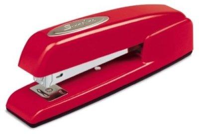 Classic Red Stapler: River Red, Swingline Stapler, Office Spaces, Red Stapler, Office Supplies, Business Stapler, 747 Rio