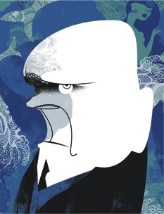 Sibelius. Illustration: JORGE AREVALO