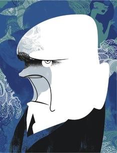 Sibelius. Illustration: JORGE AREVALO