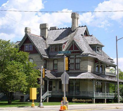 The Appleton Blog: The Hearthstone House - A Bit About Appleton, Wisconsin and the Fox Cities