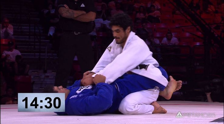 Kron Gracie vs Otavio Sousa #BJJ #Fight