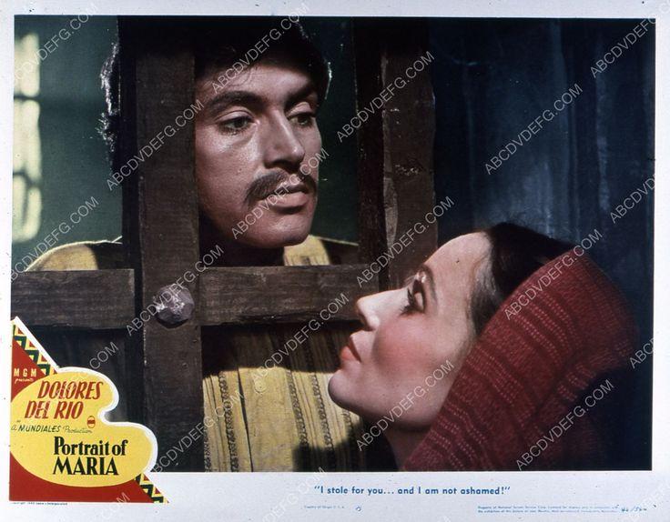 Dolores Del Rio film Portrait of Maria 35m-3083