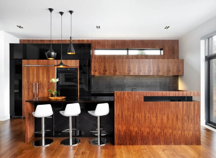 Midcentury Modern by Urban Development