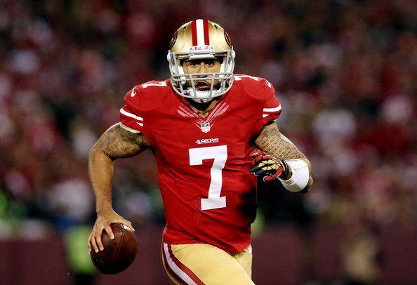Week 6, San Francisco 49ers Colin Kaepernick will be the starting quarterback next Sunday against Buffalo Bills