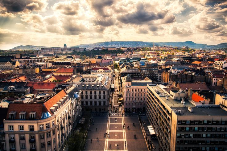 Man Made Budapest  Hungary City Cityscape Building Wallpaper