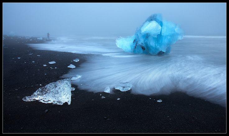 #iceland #jokulsarlon #лагуна #море #льды #исландия Автор: Виктория Роготнева