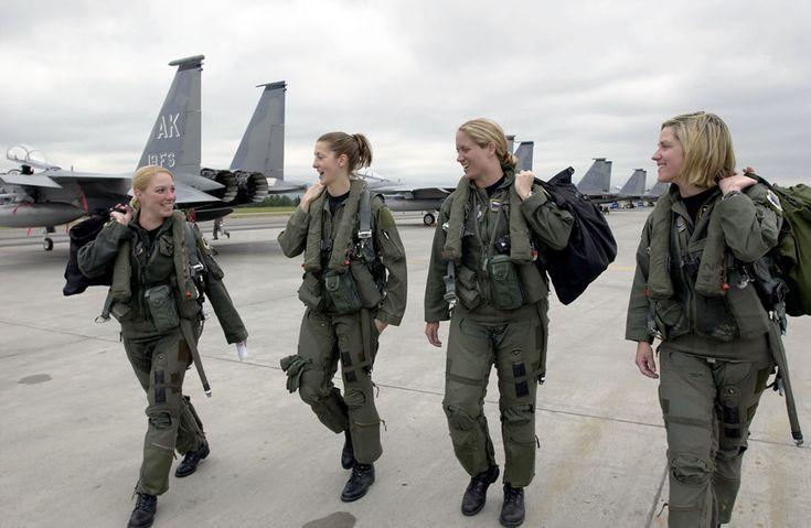 Star of Davida: Women in the Air Force in Danger
