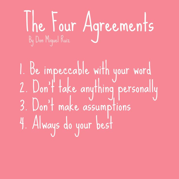 Four Agreements Audiobook Images Agreement Letter Format