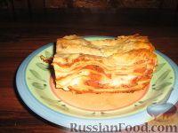 Фото к рецепту: Лазанья Болоньезе классическая