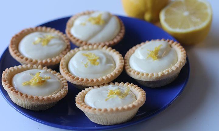 37 best kidspot christmas australia images on pinterest christmas 3 ingredient lemon tarts forumfinder Choice Image