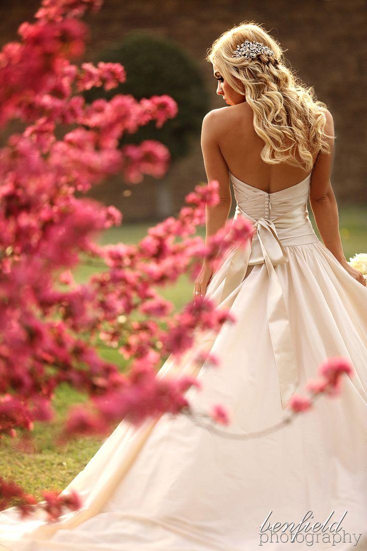 Benfield Photography Blog: Kady's Beautiful Southern Spring Bridal Portraits