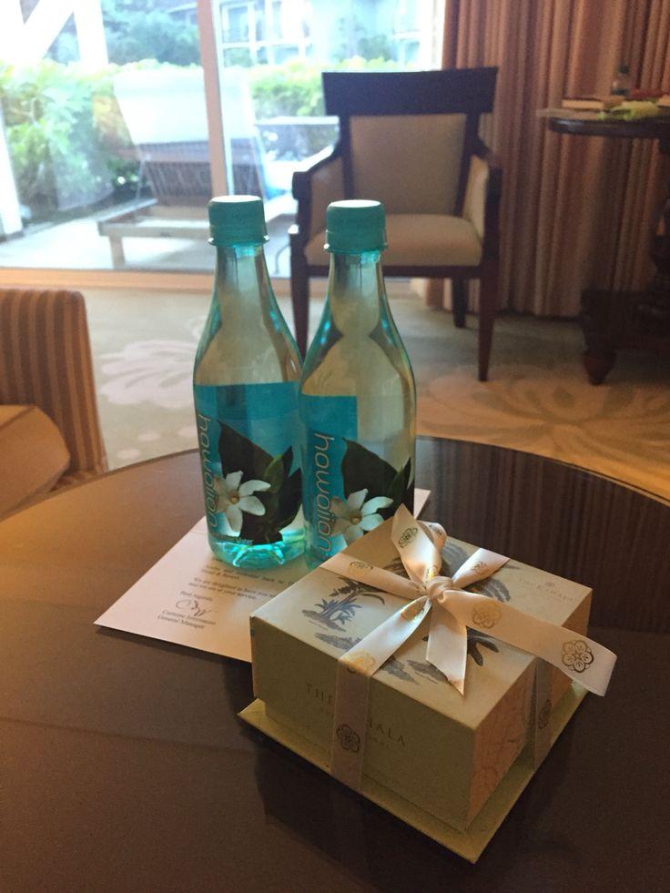 kahala hotel 人気のチョコレートでお出迎え♡ ドルフィンラグーンがお気に入り♡