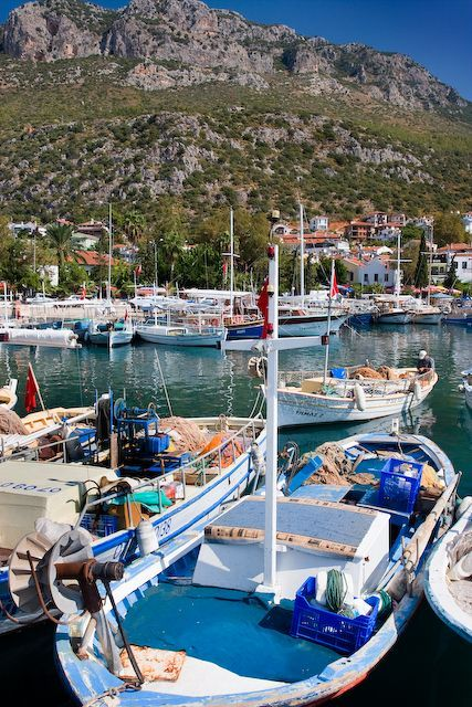 Kas Harbour I hope to return here again one day. Beautiful