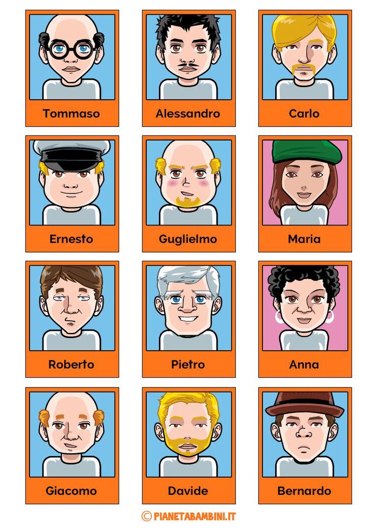 Fabuleux Oltre 25 idee originali per Giochi da tavola su Pinterest | Giochi  QU75