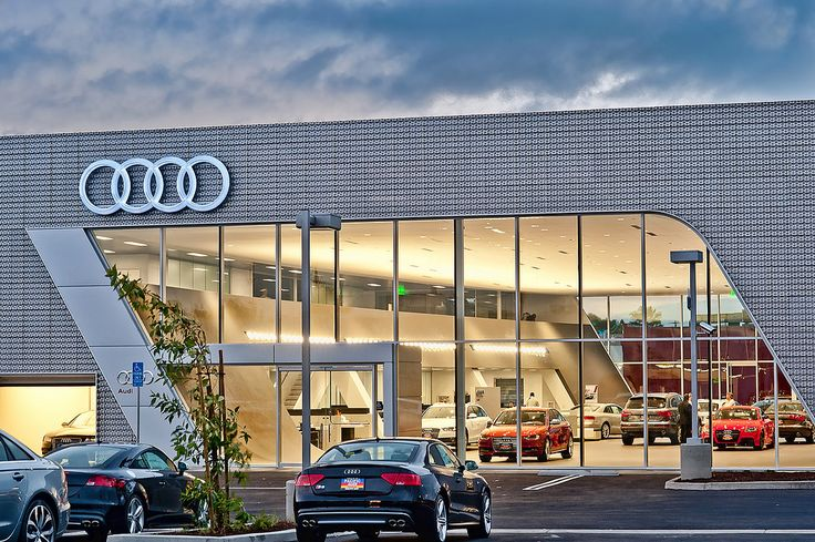Audi Celebrates Grand Opening of Audi Pacific First LEED Certified Dealership that Features Largest Audi Showroom in U.S. | LAcarGUY.com/green