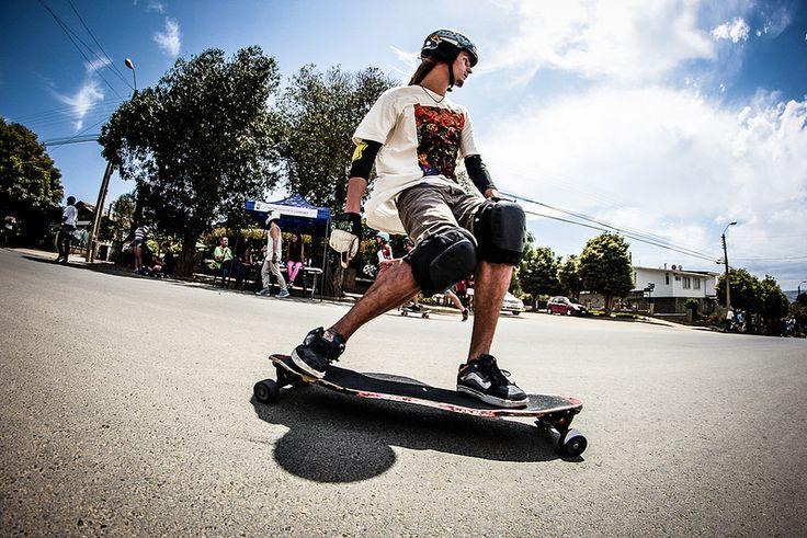 Campeonato Slide a fuego #skate #slide #downhill #longboard