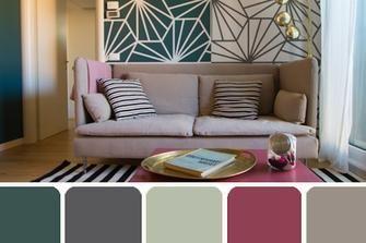 colori da abbinare con fucsia e beige in casa - Cerca con Google