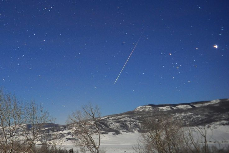 Quadrantids meteor shower peaks this weekend — where to see it
