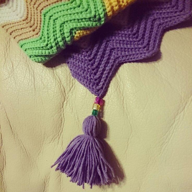 Baby blanket #crochet