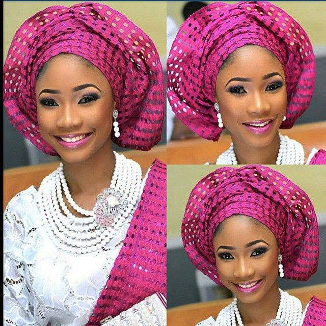 91 Best Nigeria Gele Styles Images On Pinterest