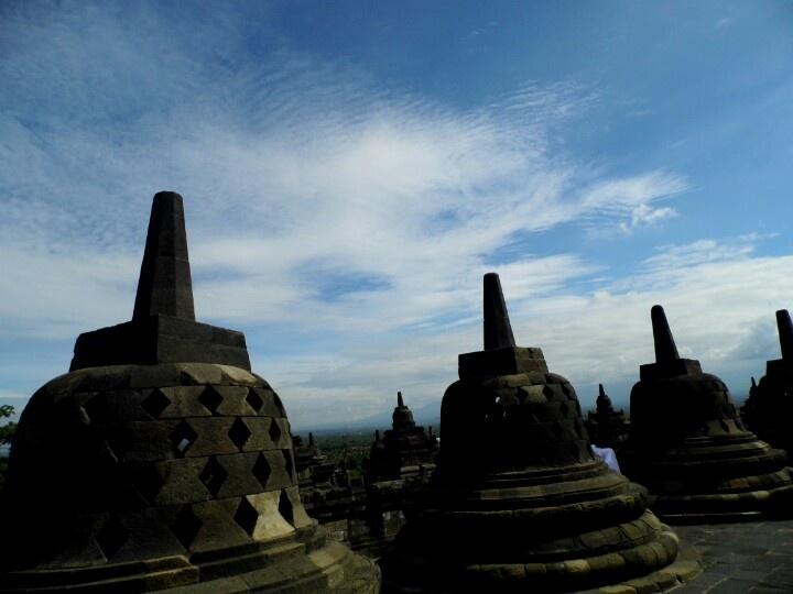 Borobudur, a world herritage from Indonesia....