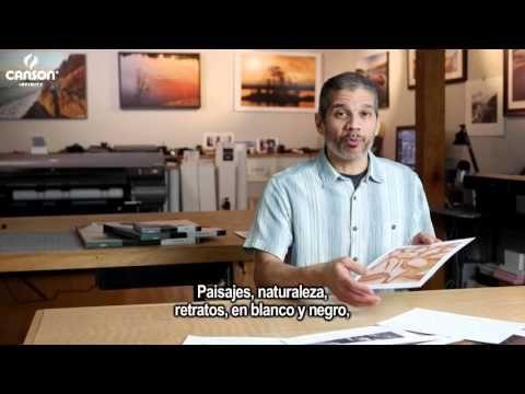 Canson Infinity Edition Etching Rag para impresión giclée » GraficArtprints, Impresión fine art giclée