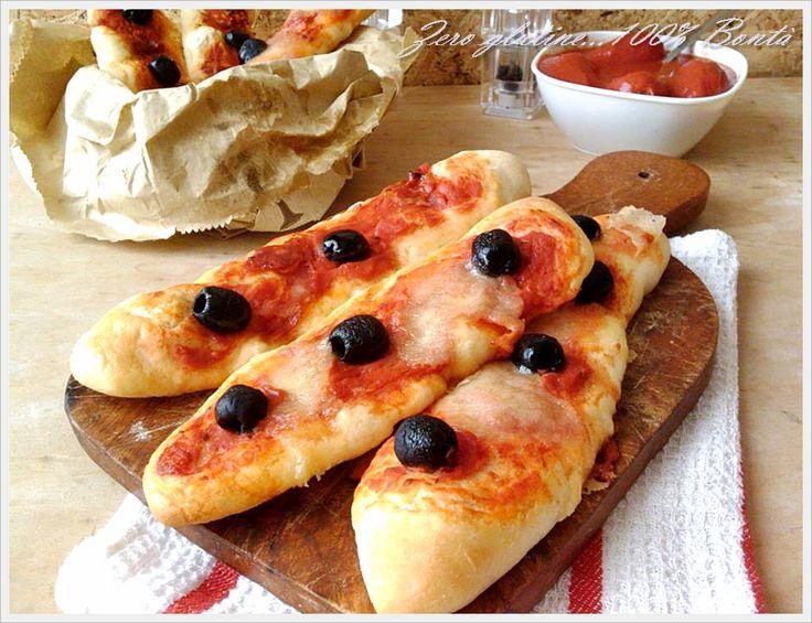 Lingue della suocera ricetta senza glutine ,gustose e facilissime da preparare.