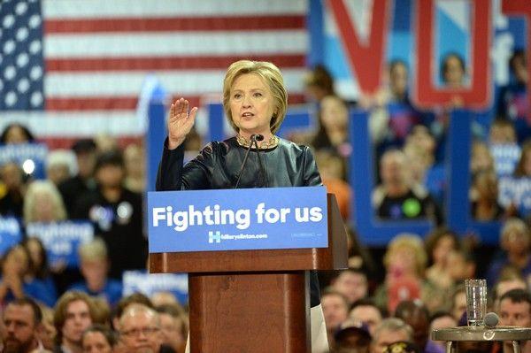Hillary Clinton, gay news, Washington Blade