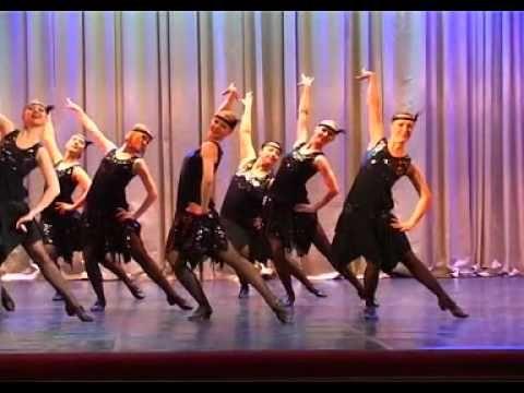 """Джазовый танец. """"Бродвей"""""""
