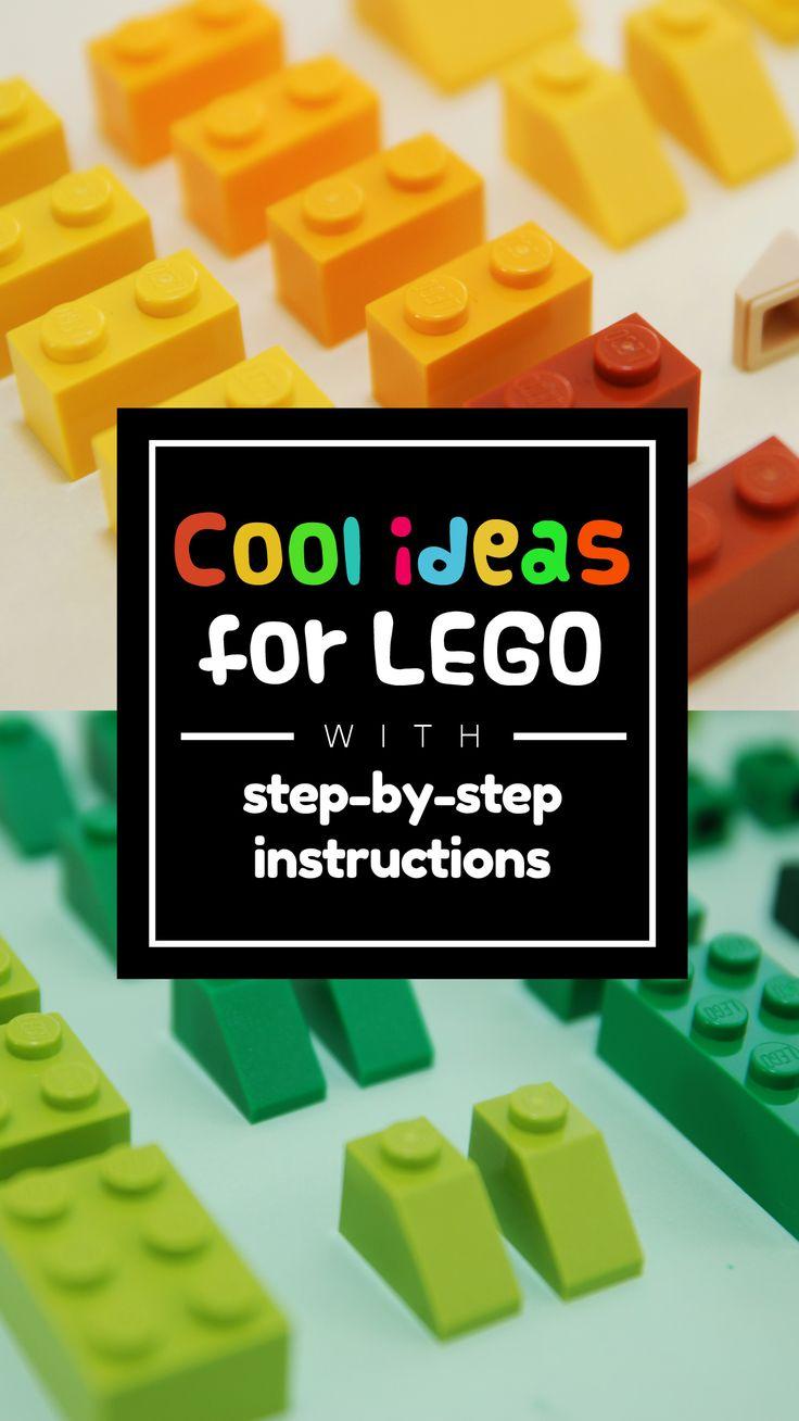 Best 25 lego instructions ideas on pinterest lego lego ideas and lego creations instructions - Android app ideen ...