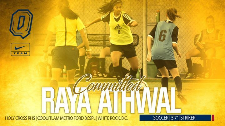 W Raya Athwal Is Gaels Committed Athwal Hails From White Rock B C Where She Has Been A Provincia High School Basketball Going To University Basketball Teams