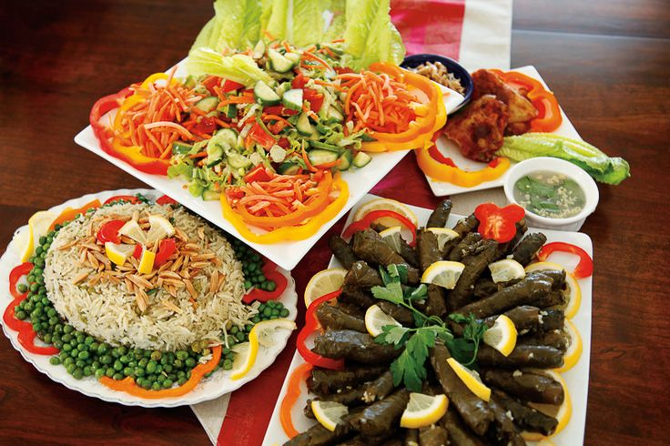 In your discovery of Syrian food you gain insight into the world of Arabic cuisine. From country to country there is a kinship among the recipes. There are simple variances in spice, methods and spelling of the food names but the charm, characteristics and rituals of preparation have been unwavering for centuries. Ghada, Rania and …