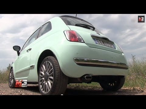 FIAT 500 CULT 0.9 TWINAIR TURBO 105 CV 2014 - TEST DRIVE