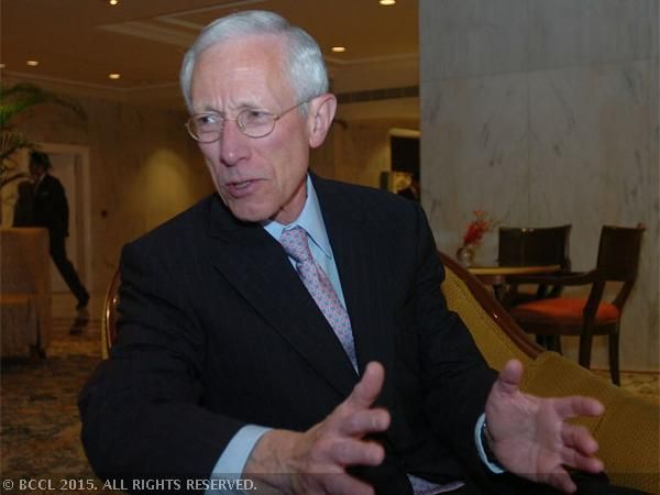 US inflation to rebound next year: Fed Vice Chairman Stanley Fischer - The Economic Times