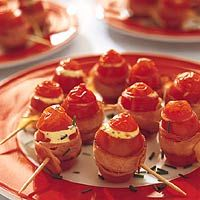 tomaatjes uit de oven