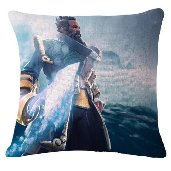 Dota 2 Kunkka Pillow Case