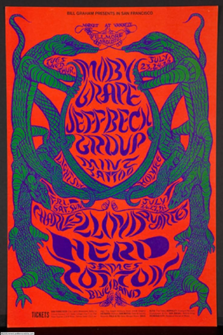 Victor Moscoso (born 1936 in Oleiros, Spain) is an artist best known for producing psychedelic rock posters/advertisements and underground comix in San Francisco during the 1960s and 1970s. Description from pixgood.com. I searched for this on bing.com/images