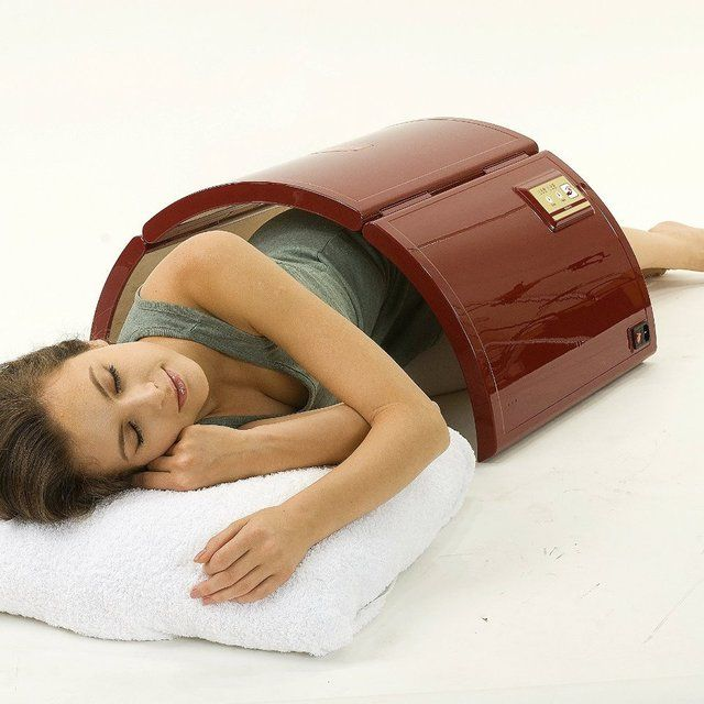 Portable Infrared Sauna Dome - $400