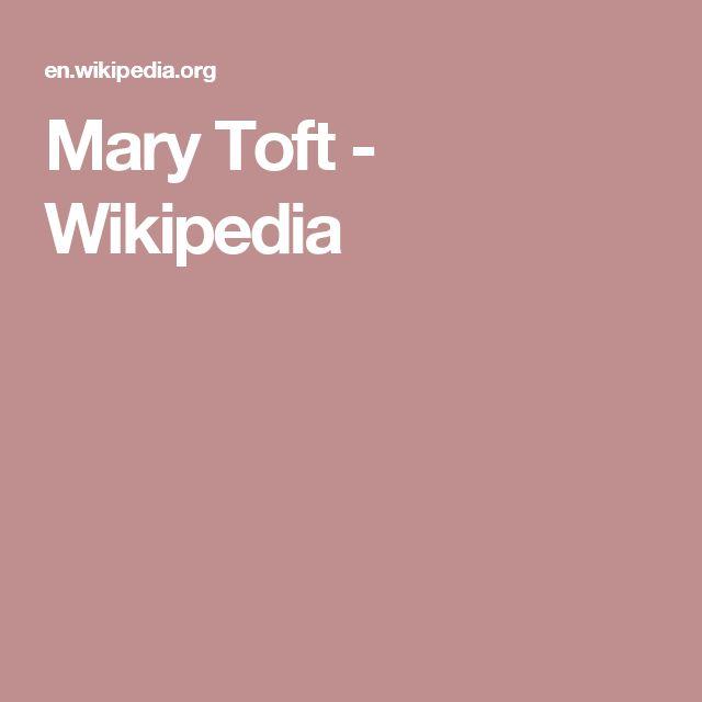 Mary Toft - Wikipedia