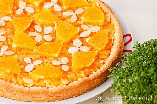 ...Mazurek pomarańczowy | Smakołyki Bereniki