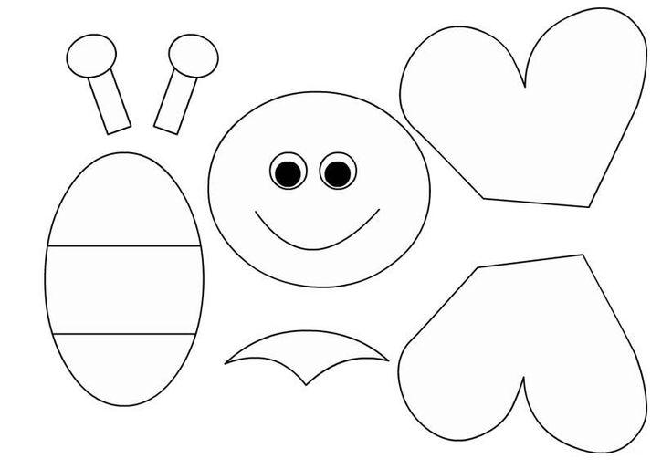 Due simpatici e allegri lavoretti facili da realizzare che sicuramente piaceranno ai bimbi. Le simpatiche api sono realizzate con la carta. Il primo lavoretto lo si può utilizzare come decorazione primaverile, da attaccare alle porte o alle finestre. Il secondo invece è realizzato, riciclando il rotolo di carta igienica. Qui sotto trovate tutte le istruzioni per realizzare le api.        Scarica le sagome per aiutarti nella realizzazione del lavoro           L'APE CON IL…