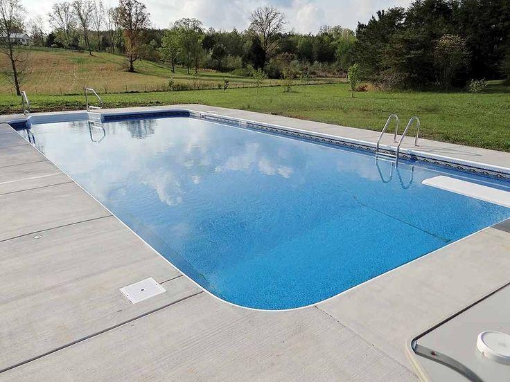 R pool  50 best Vinyl Swimming Pools images on Pinterest | Pools, Swiming ...