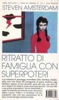 Steven Amsterdam, Ritratto di famiglia con superpoteri