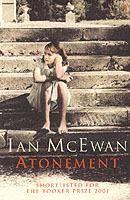 Ian McEwan: Atonement (9,40€) Haluan tämän saman kirjan sekä suomeksi, että englanniksi.