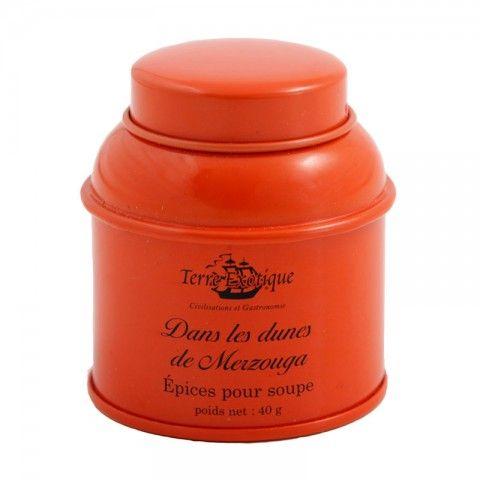 Soupe Dunes de Merzouga, 40 g