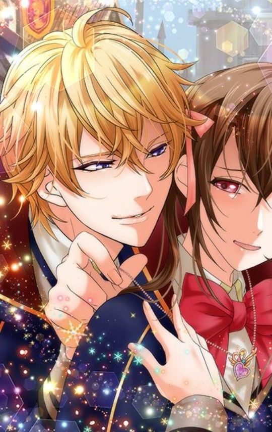 Shall we date? :Wizardess Heart +, Spin-off story, Elias ...
