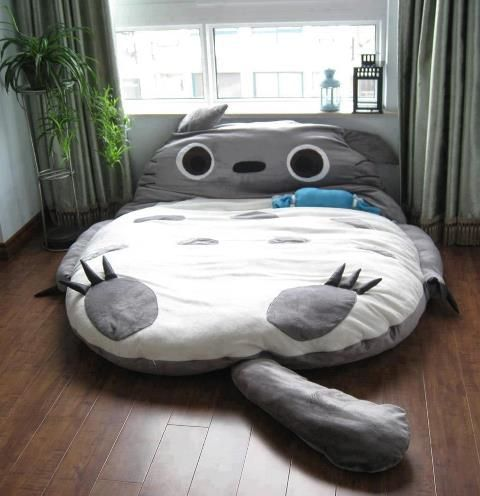 : Totoro Bed