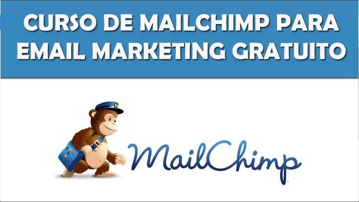 Curso de Mailchimp para fazer email marketing grátis