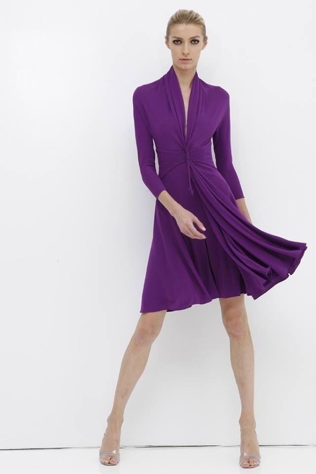 Mejores 71 imágenes de dresses en Pinterest | Vestido de bloque ...