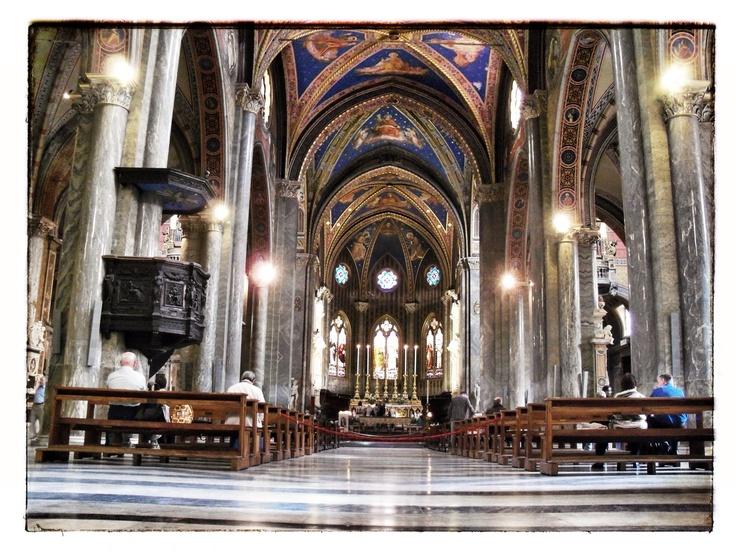Santa Maria Sopra Minerva - Rome - Italy